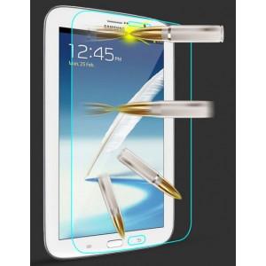 Ультратонкое износоустойчивое сколостойкое олеофобное защитное стекло-пленка для Samsung Galaxy Note 8.0