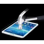 Ультратонкое износоустойчивое сколостойкое олеофобное защитное стекло-пленка для Samsung Galaxy Tab 3 8.0