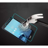 Ультратонкое износоустойчивое сколостойкое олеофобное защитное стекло-пленка для ASUS FonePad 7