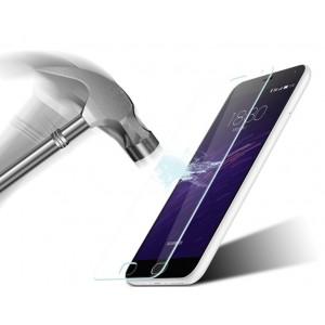 Ультратонкое износоустойчивое сколостойкое олеофобное защитное стекло-пленка для Meizu M2 Note