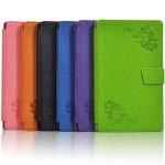 Чехол подставка текстурный для Sony Xperia Z3 Tablet Compact