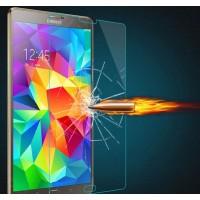 Ультратонкое износоустойчивое сколостойкое олеофобное защитное стекло-пленка для Samsung Galaxy Tab A 8