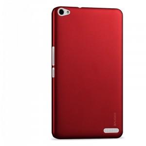Пластиковый матовый чехол для MediaPad X1 7.0 Красный