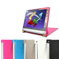 Чехол подставка текстурный для Lenovo Yoga Tablet 2 10