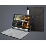 Текстурный чехол подставка с рамочной защитой для Lenovo Yoga Tablet 2 10
