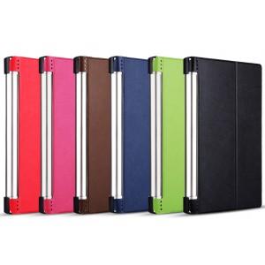 Кожаный чехол подставка для Lenovo Yoga Tablet 2 10