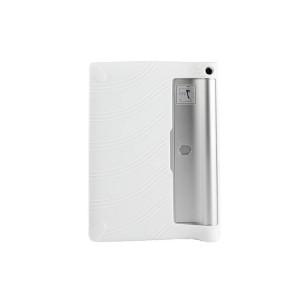 Силиконовый матовый текстурный чехол для Lenovo Yoga Tablet 2 10 Белый