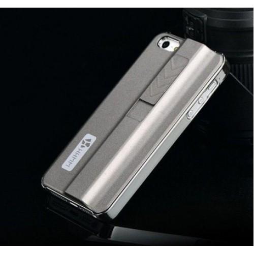 Пластиковый чехол с функцией прикуривателя для Iphone 6/6S Синий