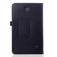 Чехол подставка серия Full Cover для Samsung Galaxy Tab 4 8.0 Черный