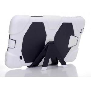 Силиконовый антиударный чехол с ножкой-подставкой для Samsung GALAXY Tab 4 8.0