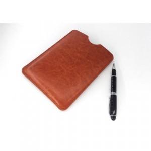 Кожаный мешок (иск. кожа) для планшетов с диагональю 8 дюймов Коричневый