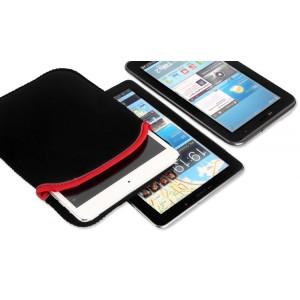 Ударостойкий водонепроницаемый эластичный неопреновый мешок (вспененный наполнитель) для планшетов с диагональю 9 дюймов Черный