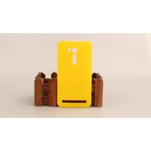 Пластиковый непрозрачный матовый чехол для ASUS Zenfone Go 5.5/Go TV