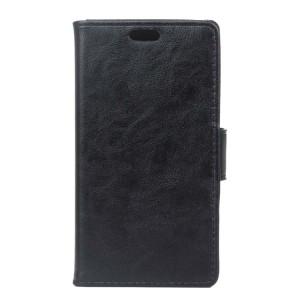 Чехол горизонтальная книжка подставка на силиконовой основе на магнитной защелке для ASUS ZenFone Go 4.5 ZB452KG