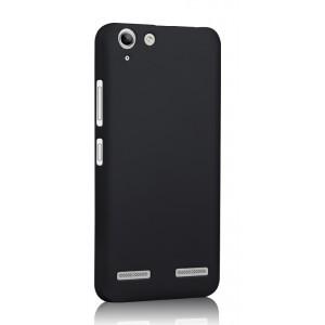 Пластиковый непрозрачный матовый чехол для Lenovo Vibe K5