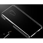 Пластиковый транспарентный чехол для Meizu Pro 6