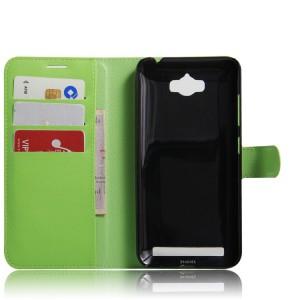 Чехол портмоне подставка на магнитной защелке для ASUS ZenFone Max