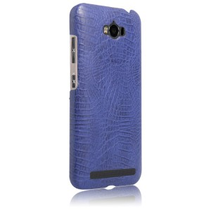 Чехол накладка текстурная отделка Кожа для ASUS ZenFone Max