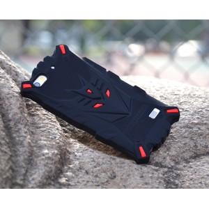 Силиконовый матовый непрозрачный дизайнерский фигурный чехол для Huawei Honor 4C