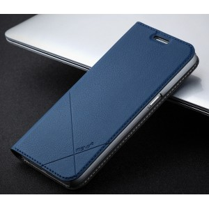 Чехол горизонтальная книжка подставка текстура Линии на пластиковой основе с отсеком для карт для Samsung Galaxy S7 Edge