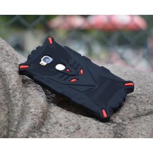Силиконовый матовый непрозрачный дизайнерский фигурный чехол для Huawei Honor 5X