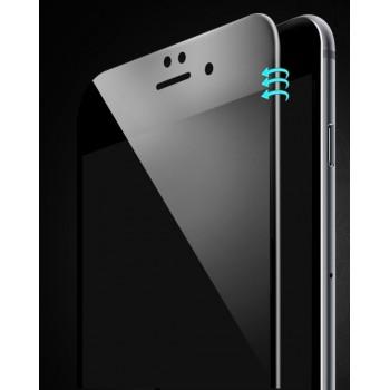 Ультратонкая износоустойчивая сколостойкая олеофобная защитная объемная стеклянная панель на плоскую и изогнутые поверхности экрана для Iphone 6/6s