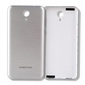 Пластиковый непрозрачный матовый встраиваемый чехол для Homtom HT3
