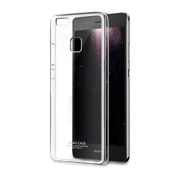Пластиковый транспарентный чехол для Huawei P9 Lite