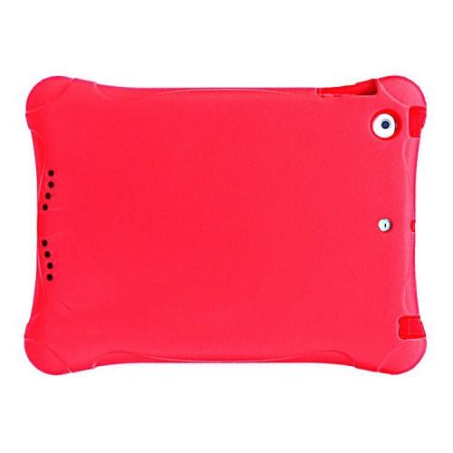 Ударостойкий детский силиконовый матовый гиппоаллергенный непрозрачный чехол для Ipad Air