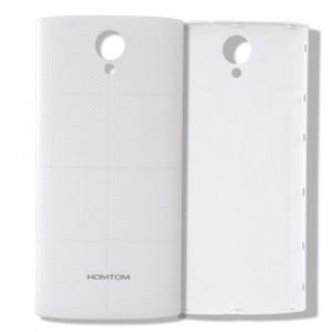 Оригинальный пластиковый непрозрачный матовый встраиваемый чехол для Homtom HT7/Pro