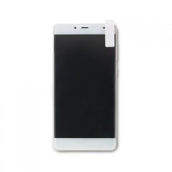 Ультратонкое износоустойчивое сколостойкое олеофобное защитное стекло-пленка для Elephone S3