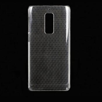 Пластиковый полупрозрачный чехол текстура Узоры для Elephone S3
