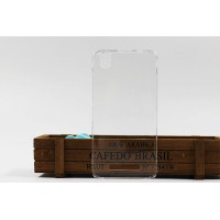Пластиковый транспарентный чехол для Blackview A8