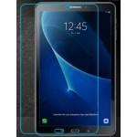 Ультратонкое износоустойчивое сколостойкое олеофобное защитное стекло-пленка для Samsung Galaxy Tab A 10.1 (2016)