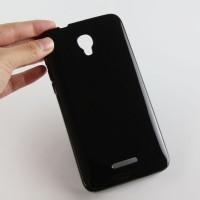 Силиконовый непрозрачный чехол для Alcatel Pop 4 Plus