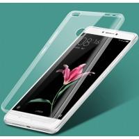 Силиконовый матовый транспарентный чехол для Xiaomi Mi Max