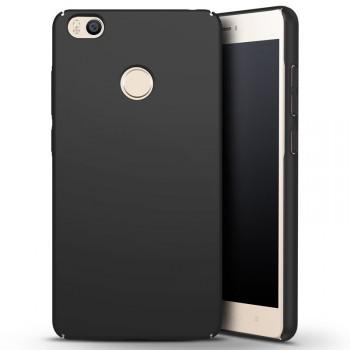 Пластиковый непрозрачный матовый чехол с улучшенной защитой элементов корпуса для Xiaomi Mi Max