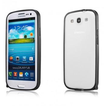 Металлический округлый бампер на пряжке для Samsung Galaxy Grand