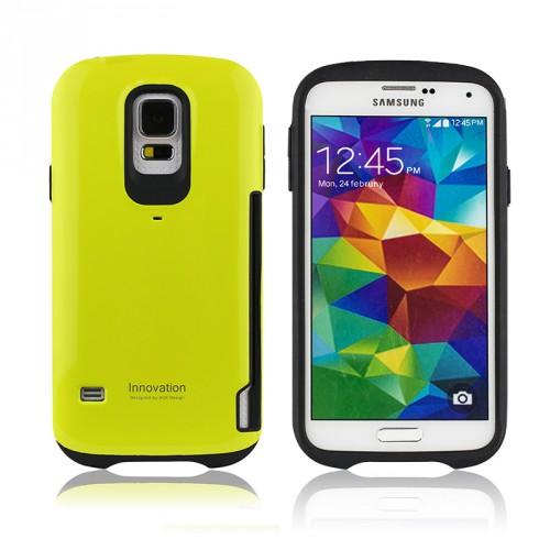 Силиконовый глянцевый непрозрачный дизайнерский фигурный чехол для Samsung Galaxy S5 (Duos)