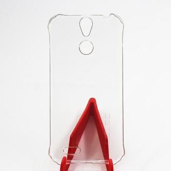 Пластиковый транспарентный чехол для Vernee Thor