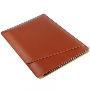 Кожаный мешок (иск. кожа) с отсеком для карт для Huawei MateBook