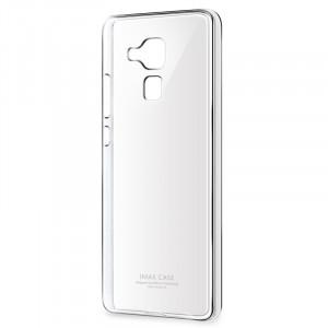 Пластиковый транспарентный чехол для Huawei Honor 5C