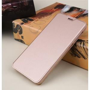 Чехол горизонтальная книжка подставка на пластиковой основе для LeEco Le 2  Бежевый