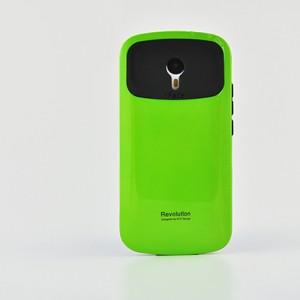 Силиконовый глянцевый непрозрачный чехол для Meizu M2 Note Зеленый