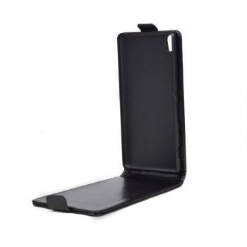 Чехол вертикальная книжка на пластиковой основе на магнитной защелке для Sony Xperia XA