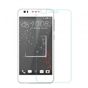 Ультратонкое износоустойчивое сколостойкое олеофобное защитное стекло-пленка для HTC Desire 825