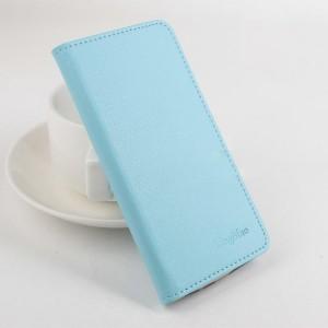 Чехол портмоне подставка на силиконовой основе на магнитной защелке для Sony Xperia C4