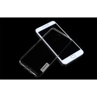 Силиконовый матовый полупрозрачный чехол с улучшенной защитой элементов корпуса (заглушки) для Meizu M3 Note  Серый