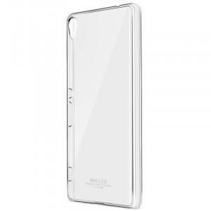 Пластиковый транспарентный чехол для Sony Xperia XA Ultra