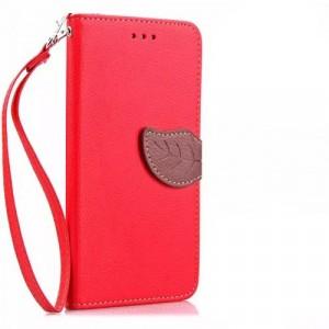 Чехол портмоне подставка на силиконовой основе на дизайнерской магнитной защелке для LG K10